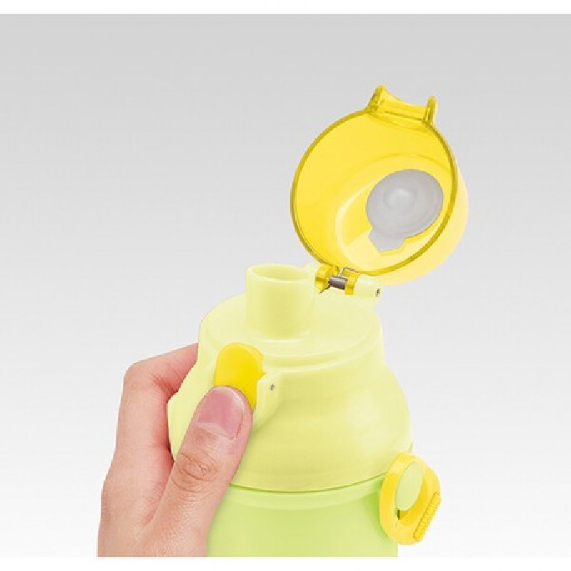 Back to School: Totoro (Daisy) One touch bottle 480ml + Placemat