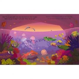 Hide-and-Seek Underwater Animals