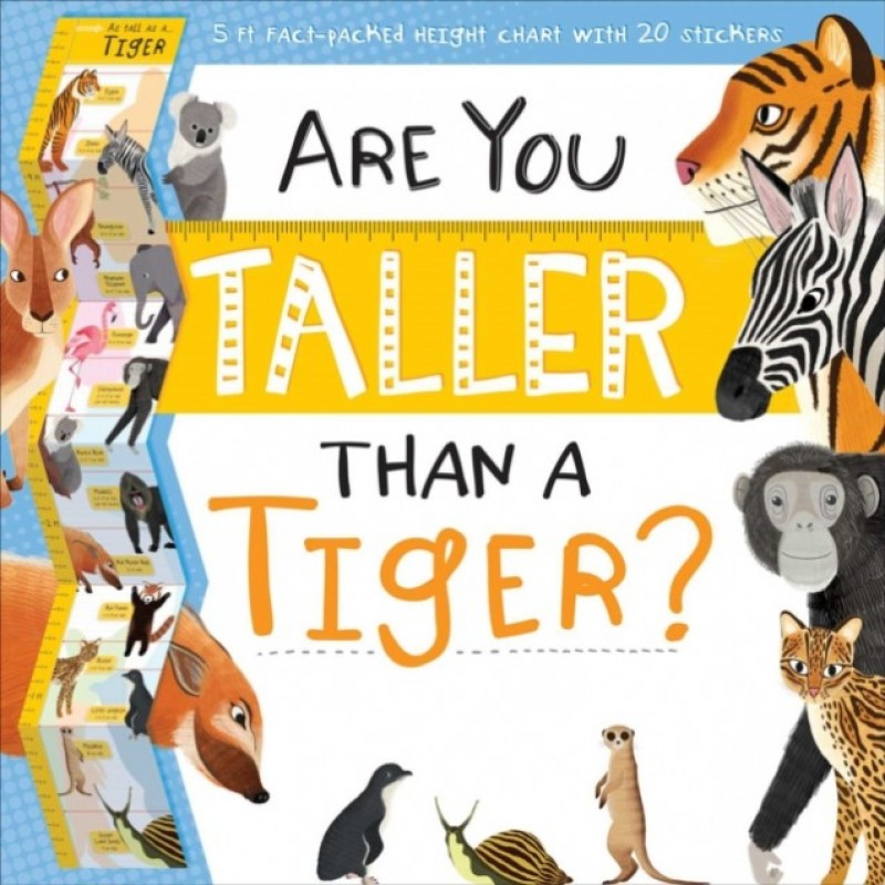 Are You Taller Than a Tiger ?