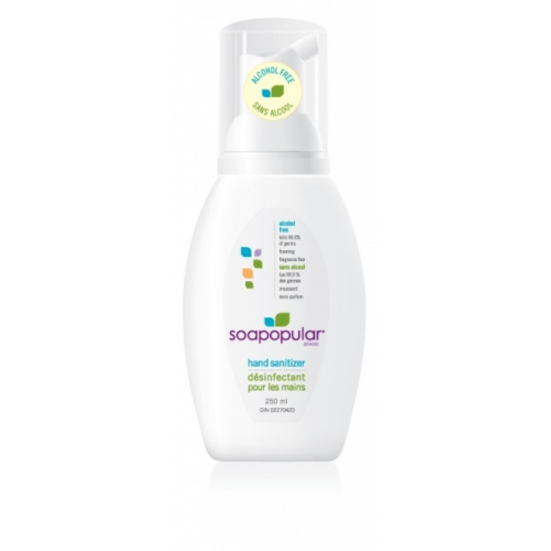 Soapopular Hand Sanitizer Foaming 250ml