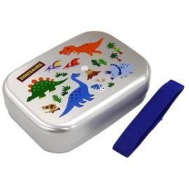 DINOSAURS Aluminum lunch box