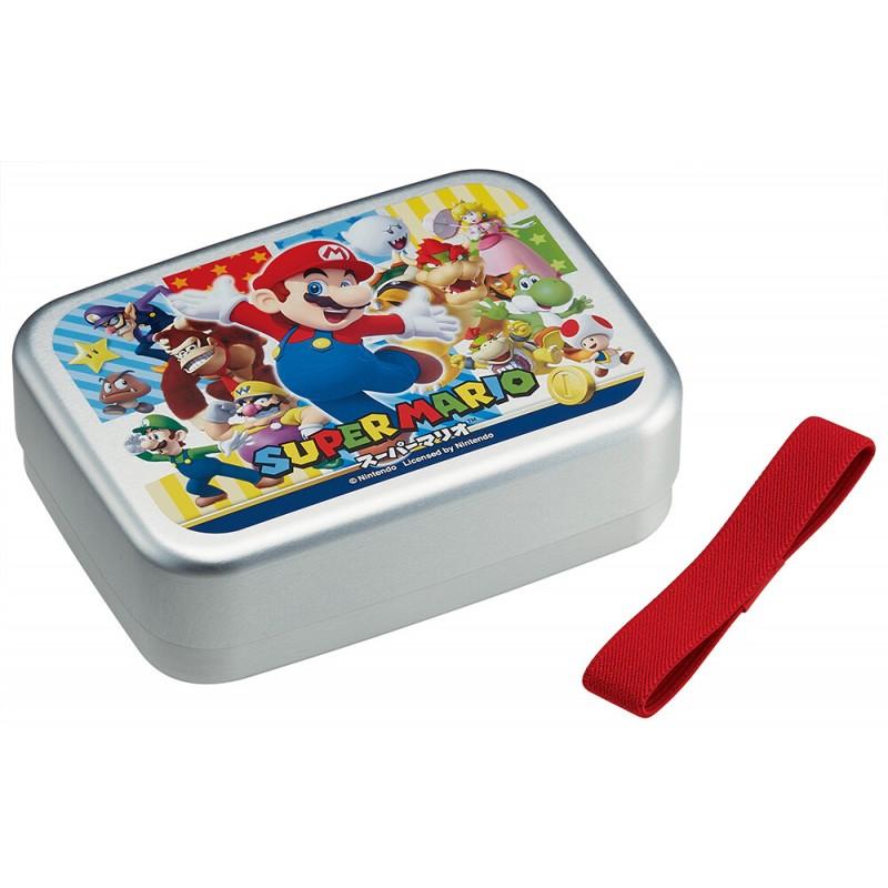 Super Mario Aluminium Bento Box 480ml