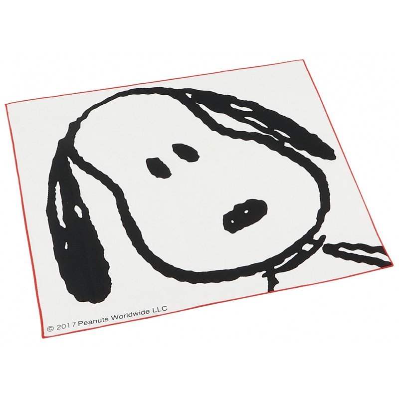 Back to School: Snoopy One touch bottle 480ml + Placemat