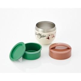 Chip & Dale Ultra-lightweight warm bento bowl 540ml