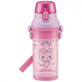Back to School: Mewkledreamy One touch bottle 480ml + Placemat