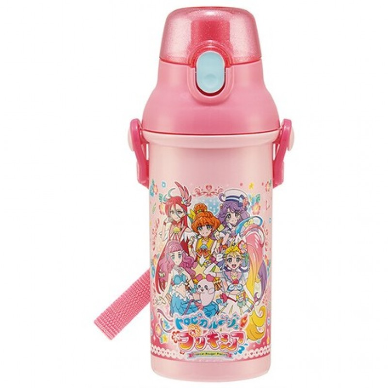 Tropical Rouge! Precure One touch bottle 480ml