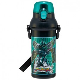 Back to School: Shinkalion One touch bottle 480ml + Placemat
