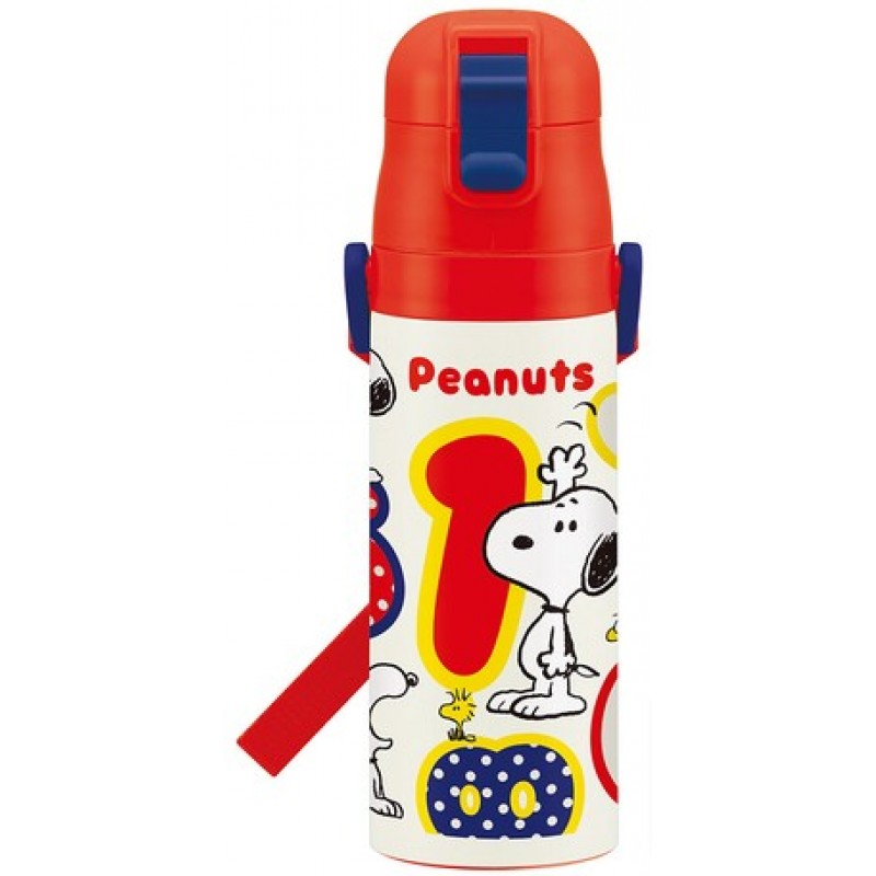 Snoopy Super light stainless steel Thermal flask  480ml