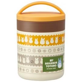 Totoro Super light weight cool/heat preservation bento box